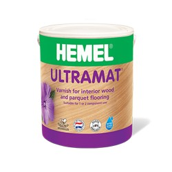 HEMEL - HEMEL ULTRAMAT AQUA DÖŞEME CİLASI 2,5 LT ULTRAMAT