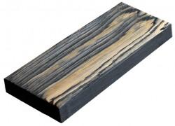 SZN Wood - SZN Wood Eskitme Ahşap Kalas Ladin 100 x 14 x 4 Cm SZN-01-Black