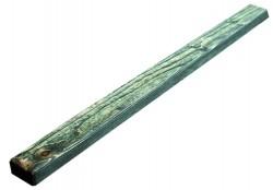 SZN Wood - SZN Wood Eskitme Ahşap Köşe Pervazı Ladin 200 x 4 x 2 Cm SZN-66-Irish Green