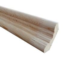 SZN Wood - KÖŞE PERVAZI KIZILÇAM SÜPER EKLİ OLUKLU GENİŞ