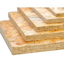 SZN Wood - OSB 122 x 244 Cm 15 mm PARLAK YÜZEY