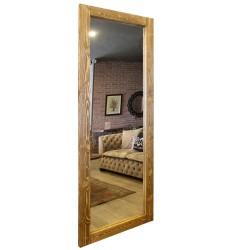 SZN Wood - SZN Wood Ayna Düz Ladin Eskitme SZN-51 70 x 200 x 4 cm