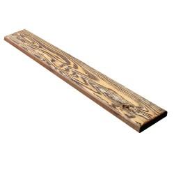 SZN Wood - SZN Wood Eskitme Ahşap Köşe Pervazı Ladin 150 x 9 x 2 Cm SZN-92-Wenge