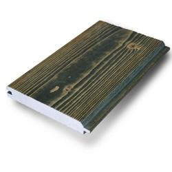 SZN Wood - SZN Wood Eskitme Ahşap Lambri Pahlı Düz Ladin 150 x 13,7 x 2,0 Cm SZN-66-Irish Green