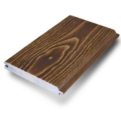 SZN Wood - SZN Wood Eskitme Ahşap Lambri Pahlı Düz Ladin 150 x 13,7 x 2,0 Cm SZN-92-Wenge