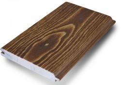 SZN Wood - SZN Wood Eskitme Ahşap Lambri Pahlı Düz Ladin 200 x 13,7 x 2,0 Cm SZN-92-Wenge